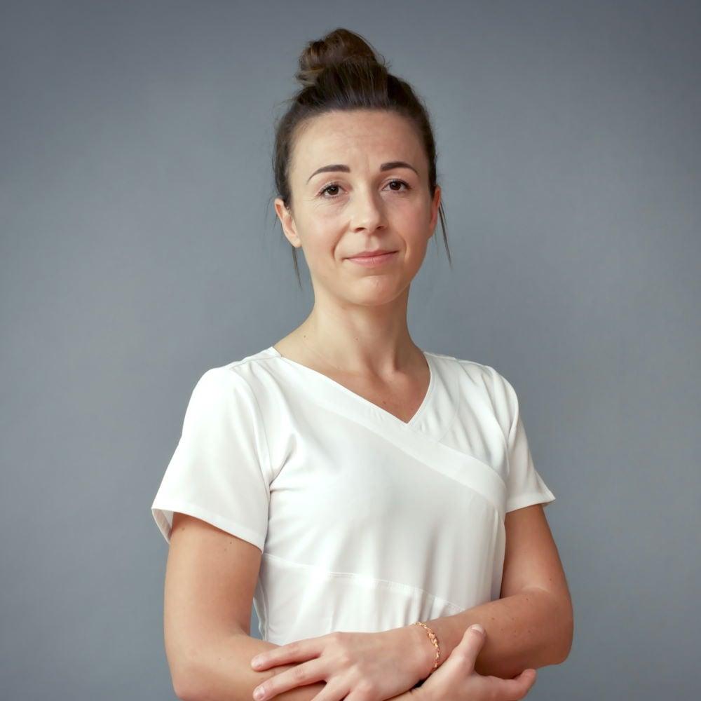 Anna Zajączkowska specjalista osteopatii i fizjoterapii