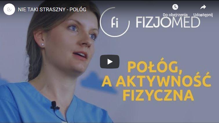 Poradnik mrg Anny Borowieckiej - Połóg a aktywność fizyczna