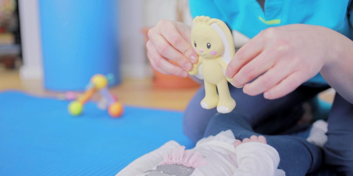 Zastosowanie metody NDT-Bobath w rehabilitacji pediatrycznej