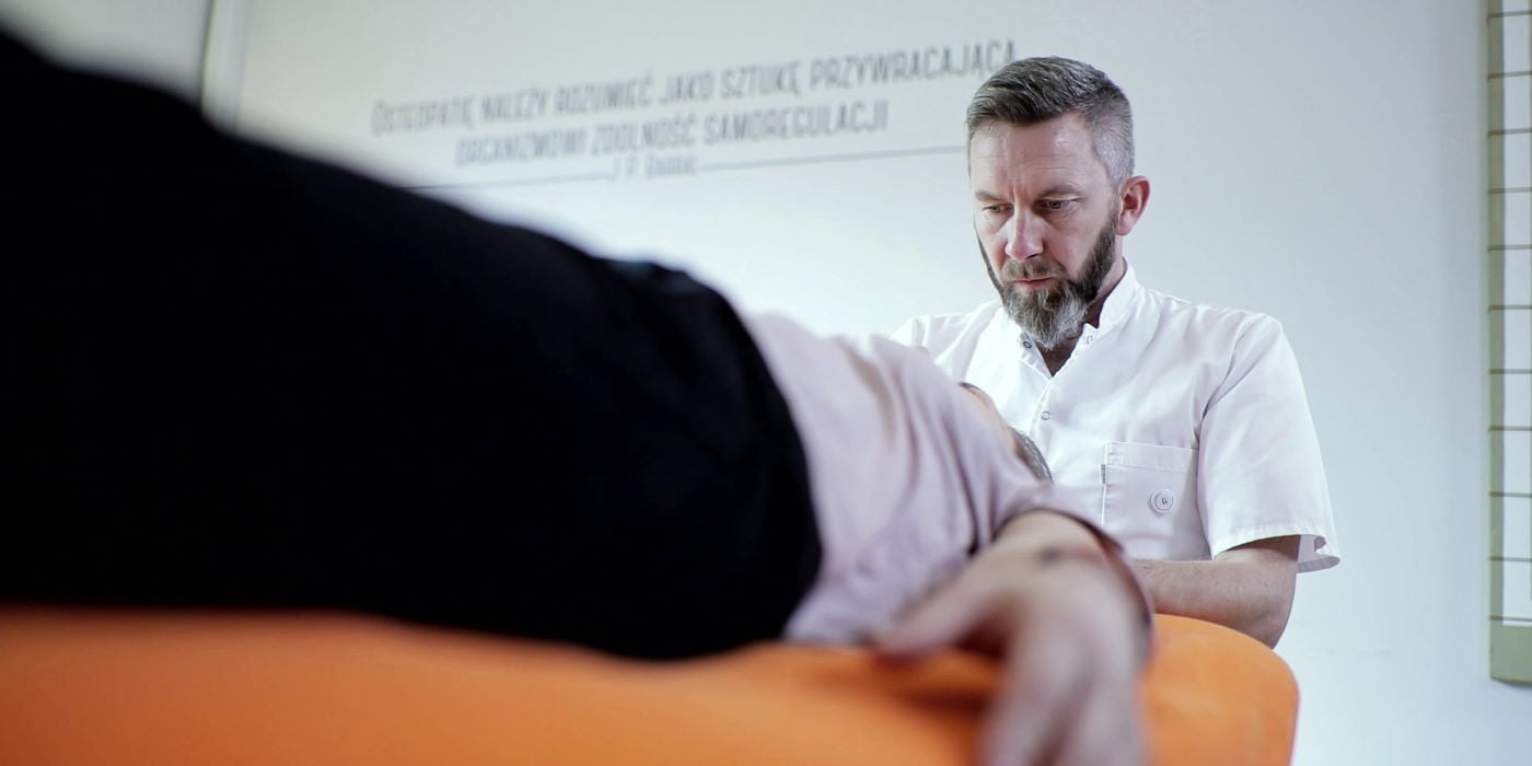 Łukasz Opalacz Centrum Rehabilitacji Fizjomed wywiad