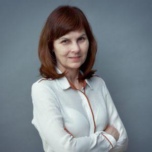 Psycholog kliniczny Dorota Kubik