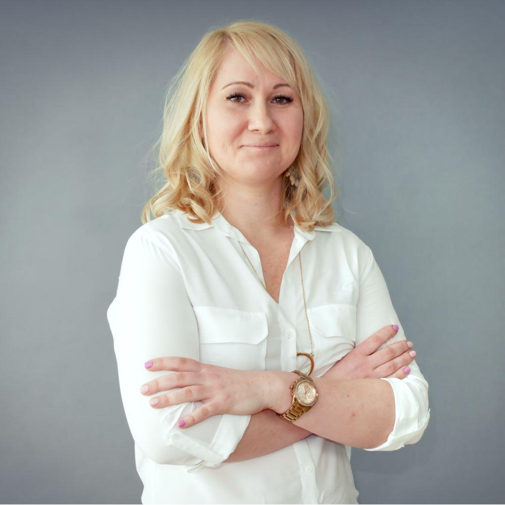Specjalista Magdalena Kmita terapeuta NDT-Bobath, mgr fizjoterapii
