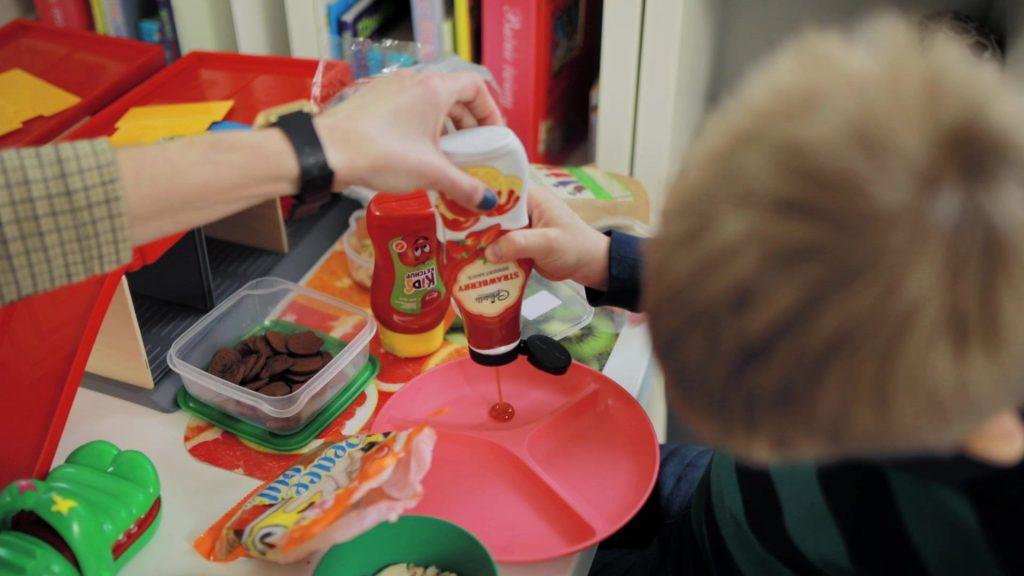 karmienie dziecka problemy