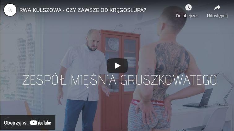 Kulszowa rwa